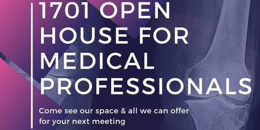 Open House for Medical Professionals
