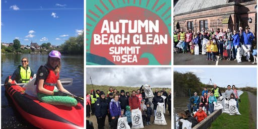 Plastic Free Pioneers Autumn Litter Pick with Surfers Against Sewage