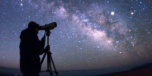 Stargazing at The Woodlands Resort