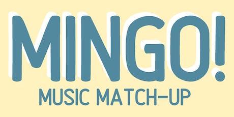 MINGO! at PIZZA PEEL - PLAZA MIDWOOD tickets