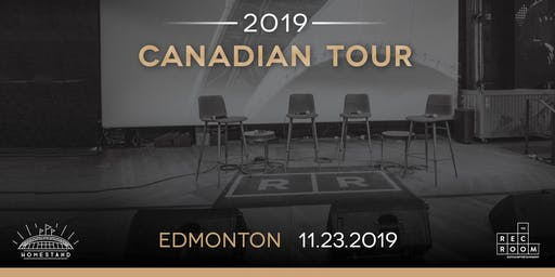 The Athletic Canadian Tour 2019: Edmonton