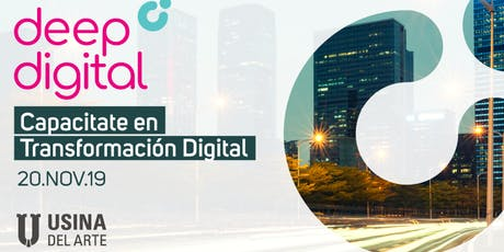 Deep Digital Training entradas