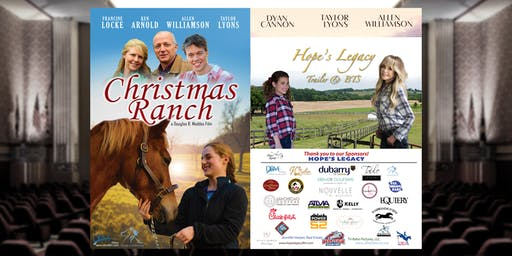 Christmas Ranch Screening & Hope's Legacy Preview of Trailer