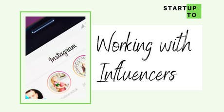 Working with Influencers tickets