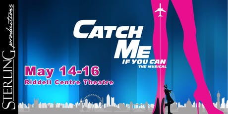 Catch Me If You Can - Saturday tickets