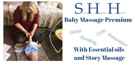 Baby massage premium