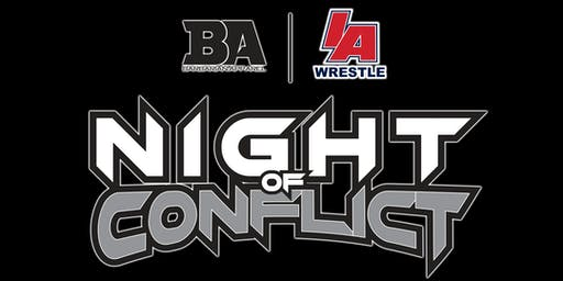 IAwrestle's Night of Conflict