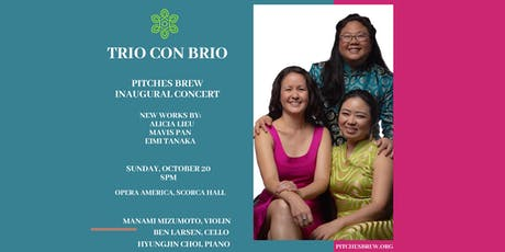 Trio con brio tickets