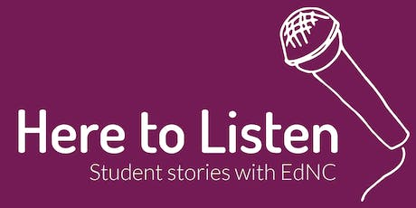 Here to Listen: Student Town Hall @ Forsyth Technical Community College tickets