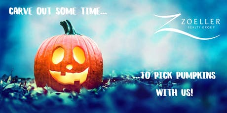 Pick a Pumpkin w/ The Zoeller Realty Group! tickets