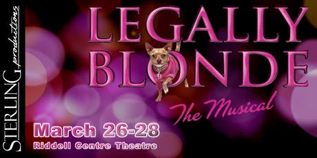 Legally Blonde - Friday tickets