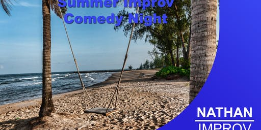 Summer Improv Comedy Night (Basingstoke, Hampshire)