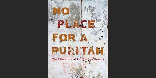 """No Place for a Puritan"" reading with Inlandia Institute"