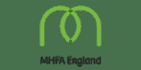 Mental Health First Aid - 2 Day Training - 6th/7th Nov 2019 Newbury, Berks tickets