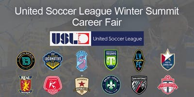 United Soccer League Winter Summit Career Fair presented by TeamWork Online