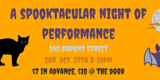 A Spooktacular Night of Performance