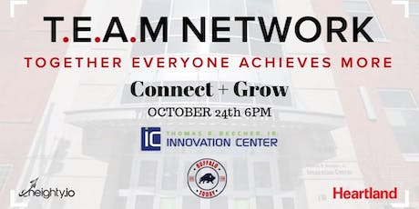 T.E.A.M Network Connect + Grow tickets