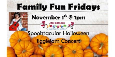 November's Family Fun Friday tickets