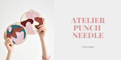 Atelier punch needle