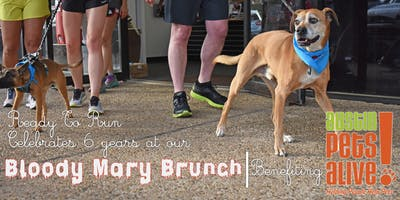 ****** Mary Brunch - RTR 6 year anniversary