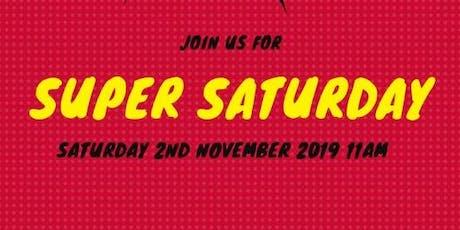 Tyneside Super Saturday  tickets
