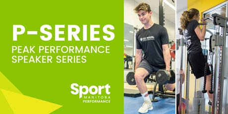 Sport Manitoba's P-Series Talks 2019-20 tickets