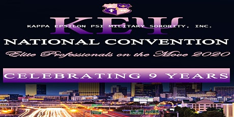National Convention Elite Professionals on the Move 2020 tickets