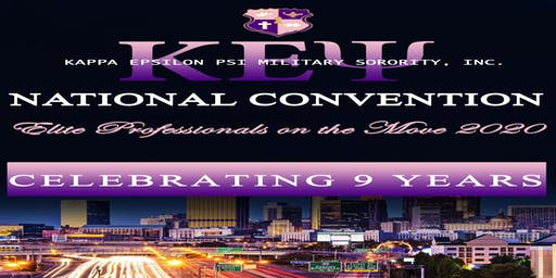 National Convention Elite Professionals on the Move 2020