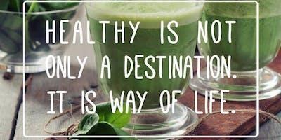 Healthy & Happy Hour