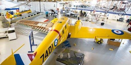 Hangar Flight Museum: Koinonia@Home tickets
