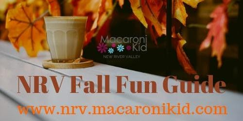 New River Valley Fall Fun Guide
