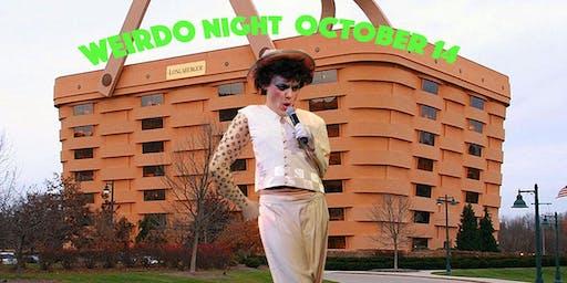 Weirdo Night w/ Dynasty Handbag & special guest performers