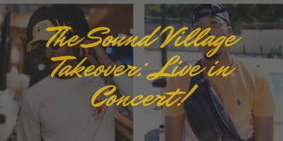 The Sound Village Take : Live Concert!