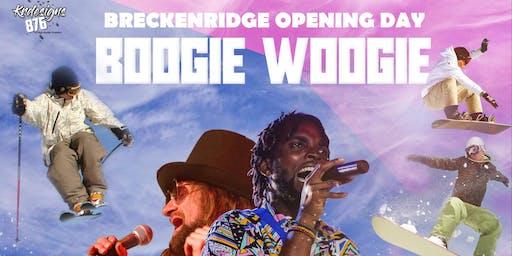 Breckenridge Opening Day Boogie Woogie