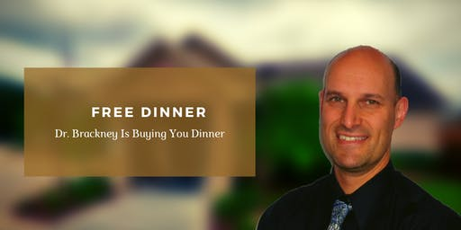 Pain Free Naturally | FREE Dinner Event with Dr. Michael Brackney, DC