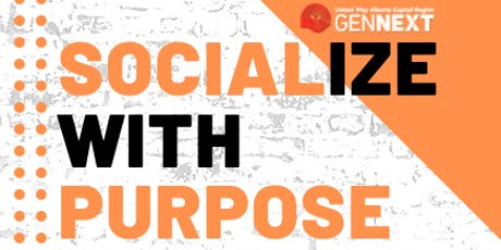 GenNext's Socialize With Purpose tickets