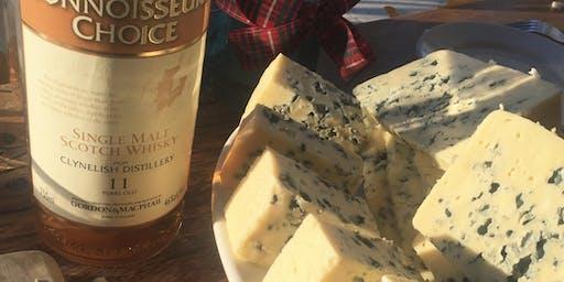 Scotch and Cheese Night