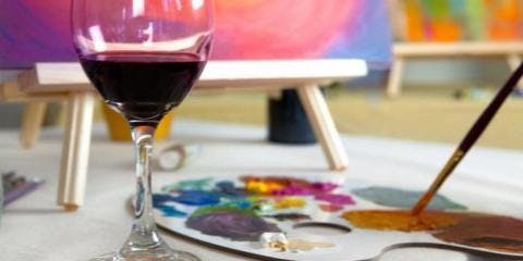 Community Paint N' Sip Scholarship Fundraiser
