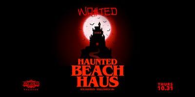 HAUNTED BEACH HAUS x HALLOWEEN x LOS ANGELES