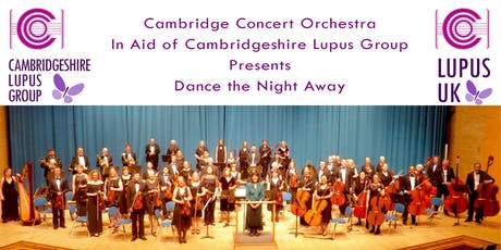 Cambridge Concert Orchestra Present Dance the Night Away tickets