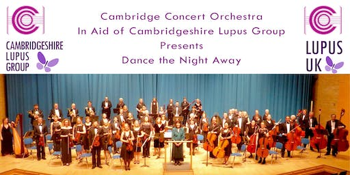 Cambridge Concert Orchestra Present Dance the Night Away
