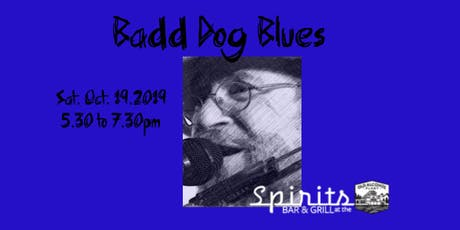 Badd Dog Blues tickets