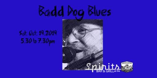 Badd Dog Blues
