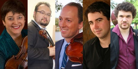 Serafin String Ensemble Winter Selections tickets
