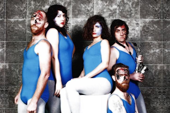 Weirdo Night w/ Dynasty Handbag & special guest performers image
