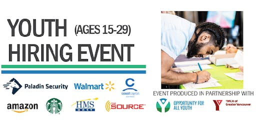 Looking for a job in Greater Vancouver? O4AY Hiring Event Pre-Screening!