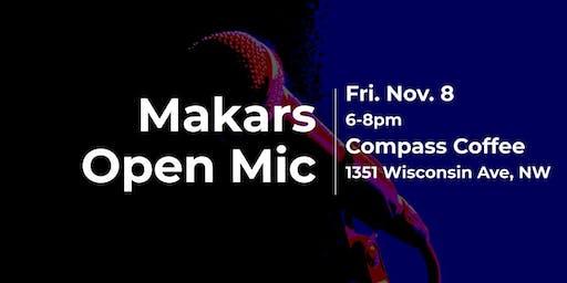 Makars Open Mic