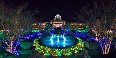 Dominion Energy GardenFest of Lights at Lewis Ginter Botanical Garden