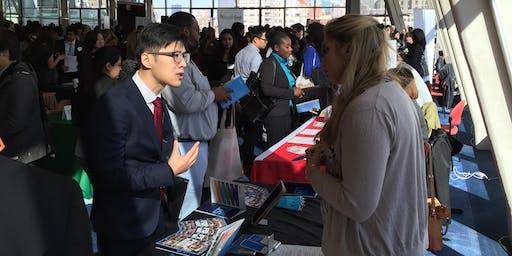 HireOhio Fall 2019 Multi School Alumni Career Fair