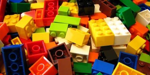 Lego Club–K-6th, Thursday Dec. 19